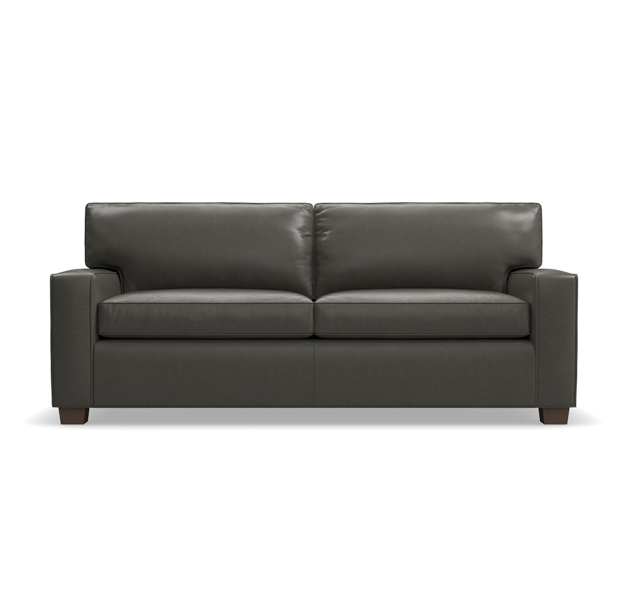 alex leather super luxe queen sleeper sofa. Black Bedroom Furniture Sets. Home Design Ideas