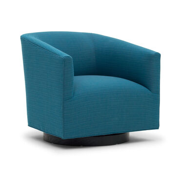 COOPER FULL SWIVEL CHAIR, DRIFT - PEACOCK, hi-res