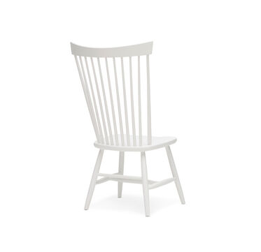 WINLEY SIDE DINING CHAIR - WHITE, , hi-res