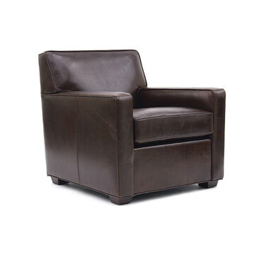 FELIX LEATHER CHAIR, , hi-res