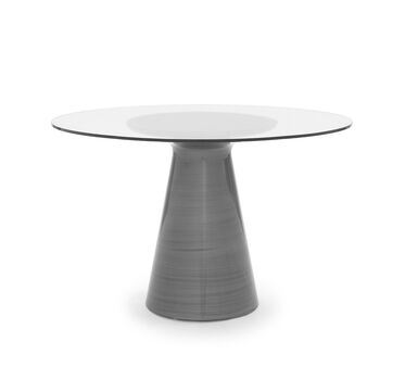 ADDIE DINING TABLE - PEWTER, , hi-res