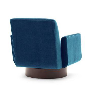 SUPERNOVA RETURN SWIVEL CHAIR, BOULEVARD - DEEP BLUE, hi-res