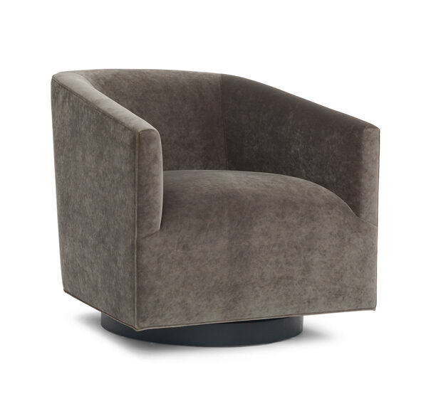 COOPER STUDIO FULL SWIVEL CHAIR, BOULEVARD - CAFE, hi-res
