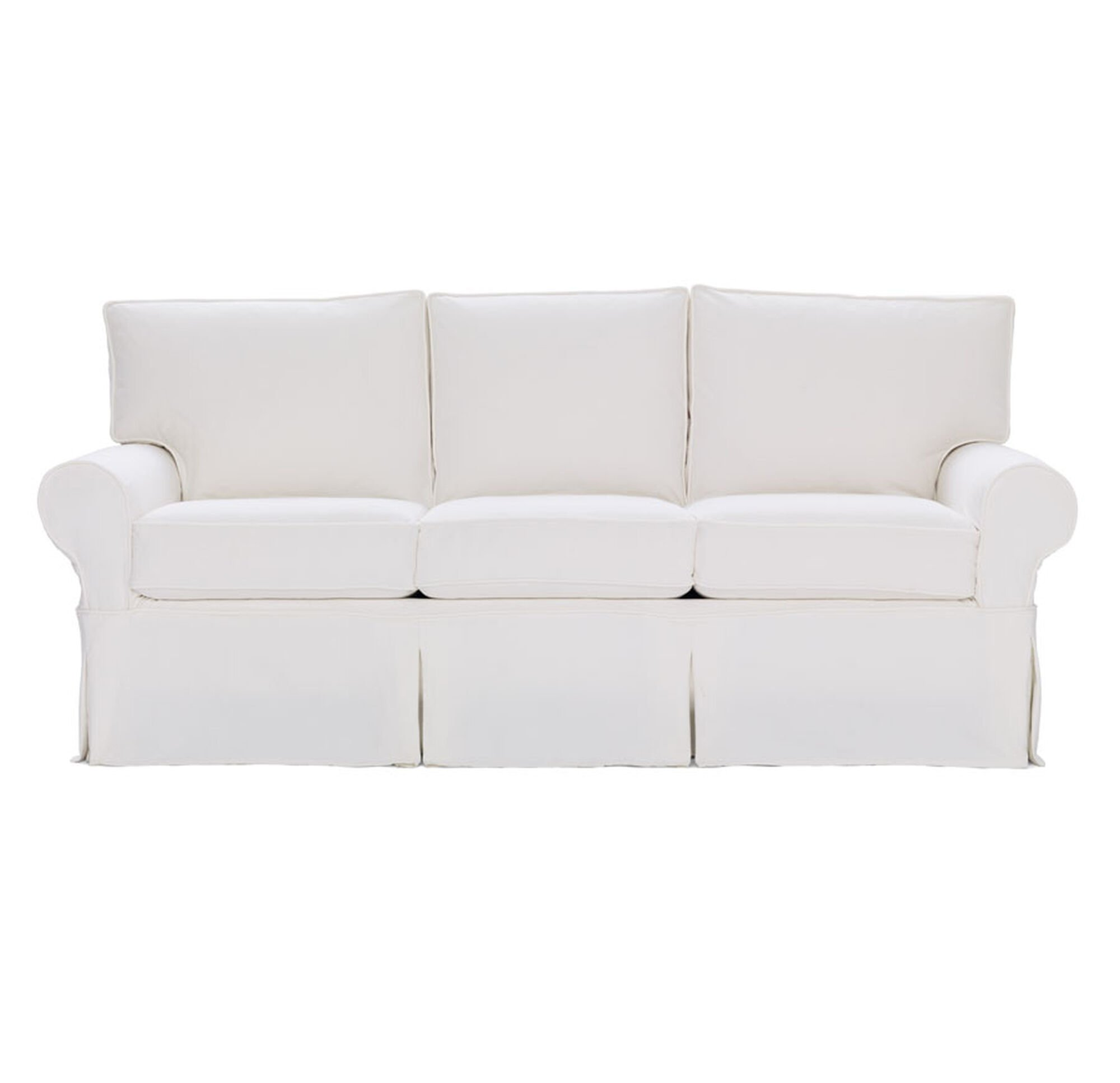 Astonishing Alexa Ii Super Luxe Queen Slipcover Sleeper Sofa Gmtry Best Dining Table And Chair Ideas Images Gmtryco