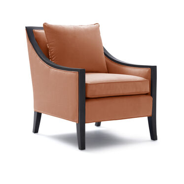 ARIANA CHAIR, PIPPIN - PERSIMMON, hi-res