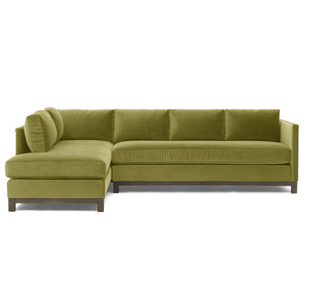 CLIFTON RIGHT SECTIONAL, VIVID - LIME, hi-res