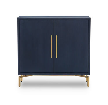 MING STORAGE CHEST - INDIGO, , hi-res