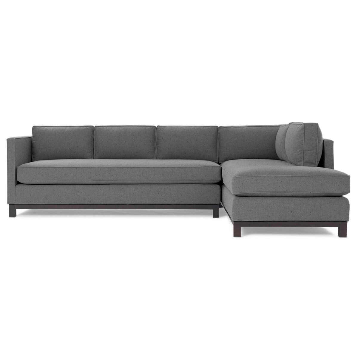 CLIFTON SECTIONAL SOFA  hi-res  sc 1 st  Mitchell Gold + Bob Williams : gold sectional sofa - Sectionals, Sofas & Couches