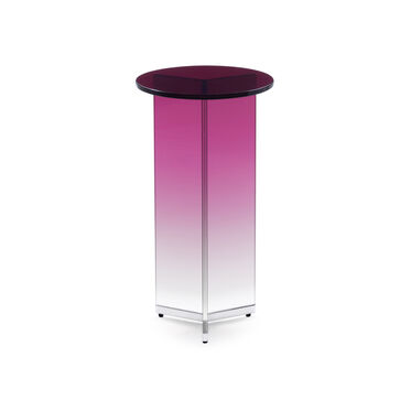 CLEO PULL-UP TABLE - MERLOT, , hi-res