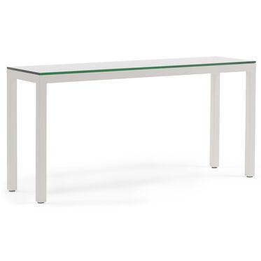 CLASSIC PARSONS CONSOLE TABLE - POWDER WHITE, , hi-res