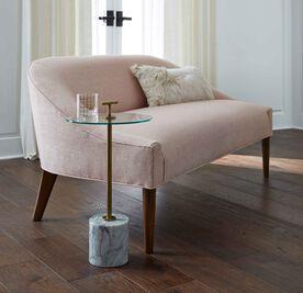 BELLA BEDROOM SOFA, Performance Linen - WHITE, hi-res