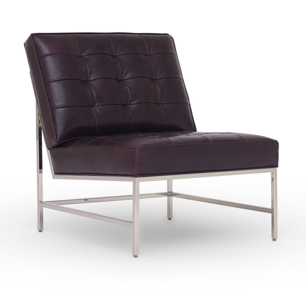 MAJOR LEATHER CHAIR, , hi-res