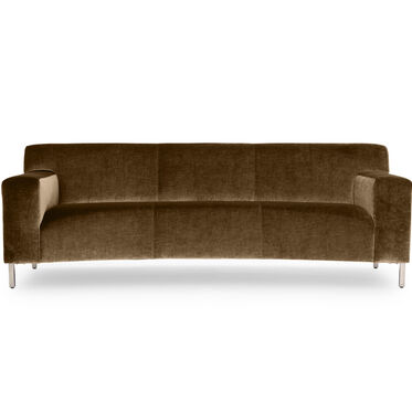 MARCELLO CURVED SOFA, BODEN - BRONZE, hi-res