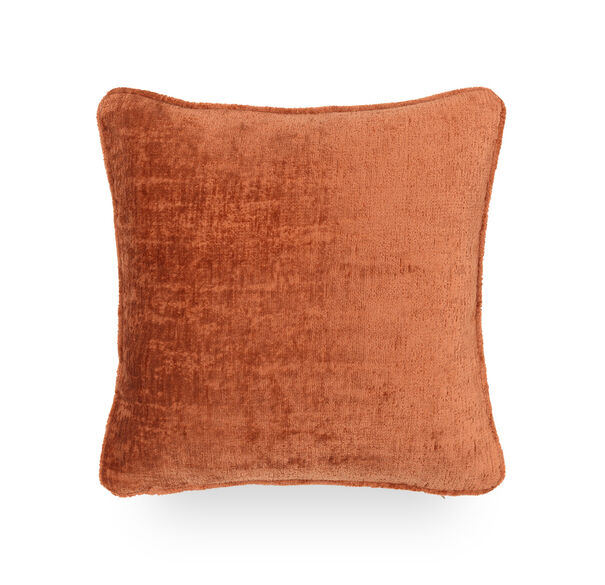 17 IN. SQUARE THROW PILLOW, INDIE - CORAL, hi-res