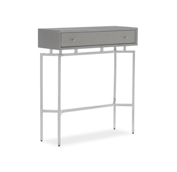 MING CONSOLE - GRAY / PSS, , hi-res