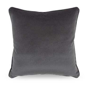 21 IN. SQUARE THROW PILLOW, BAYLOR - GRAPHITE, hi-res