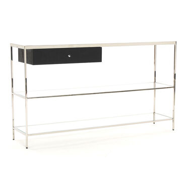 MANNING CONSOLE TABLE - CAVIAR, , hi-res