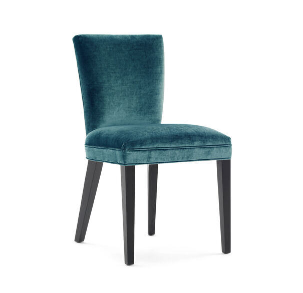 SIDNEY SIDE DINING CHAIR, BODEN - AQUAMARINE, hi-res
