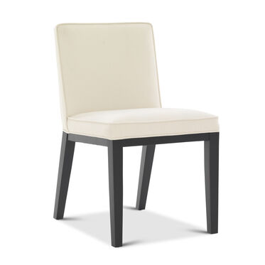 CAMERON SIDE DINING CHAIR, RIDLEY - CREAM, hi-res