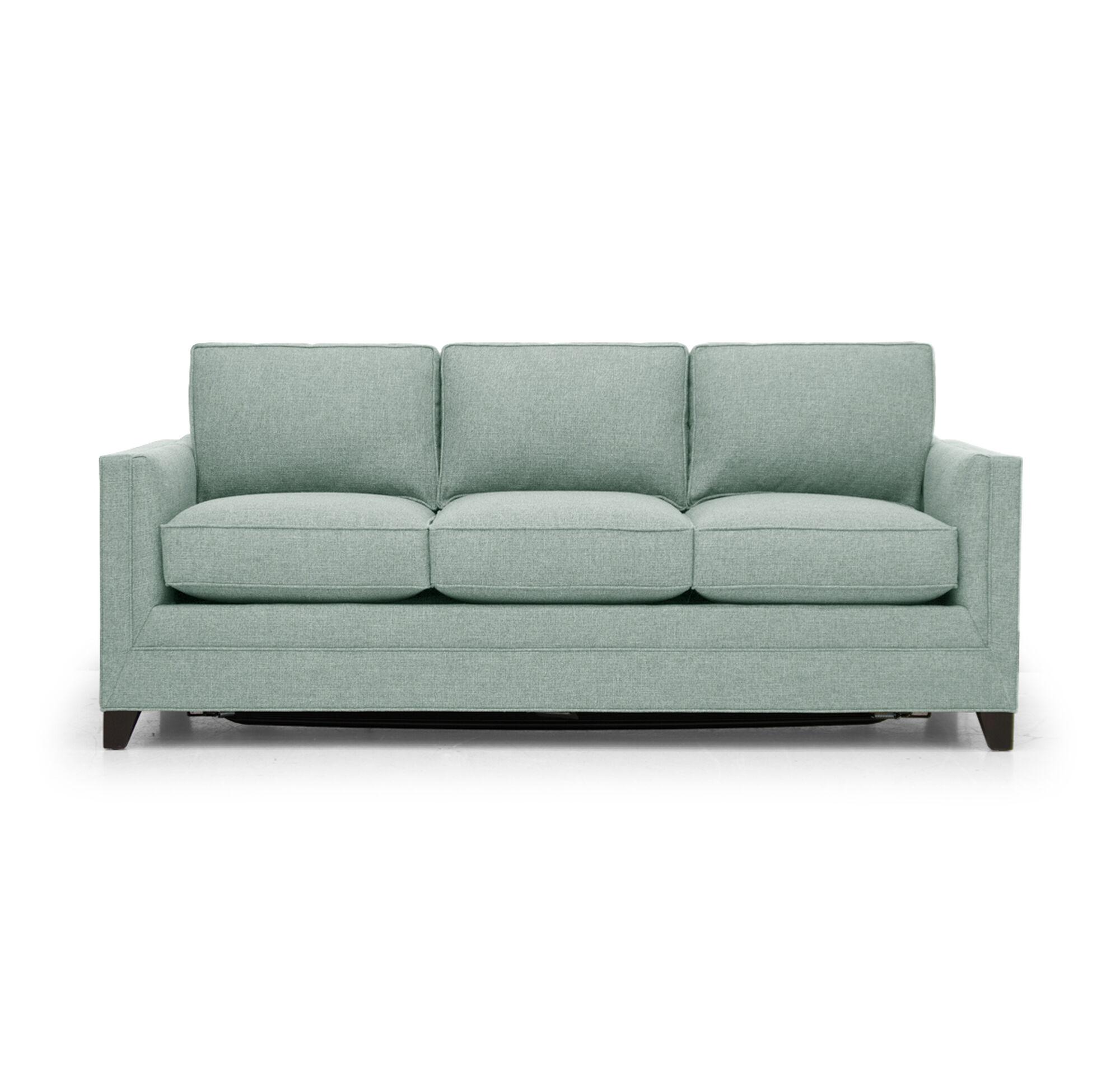 Reese Super Luxe Queen Sleeper Sofa Hi Res