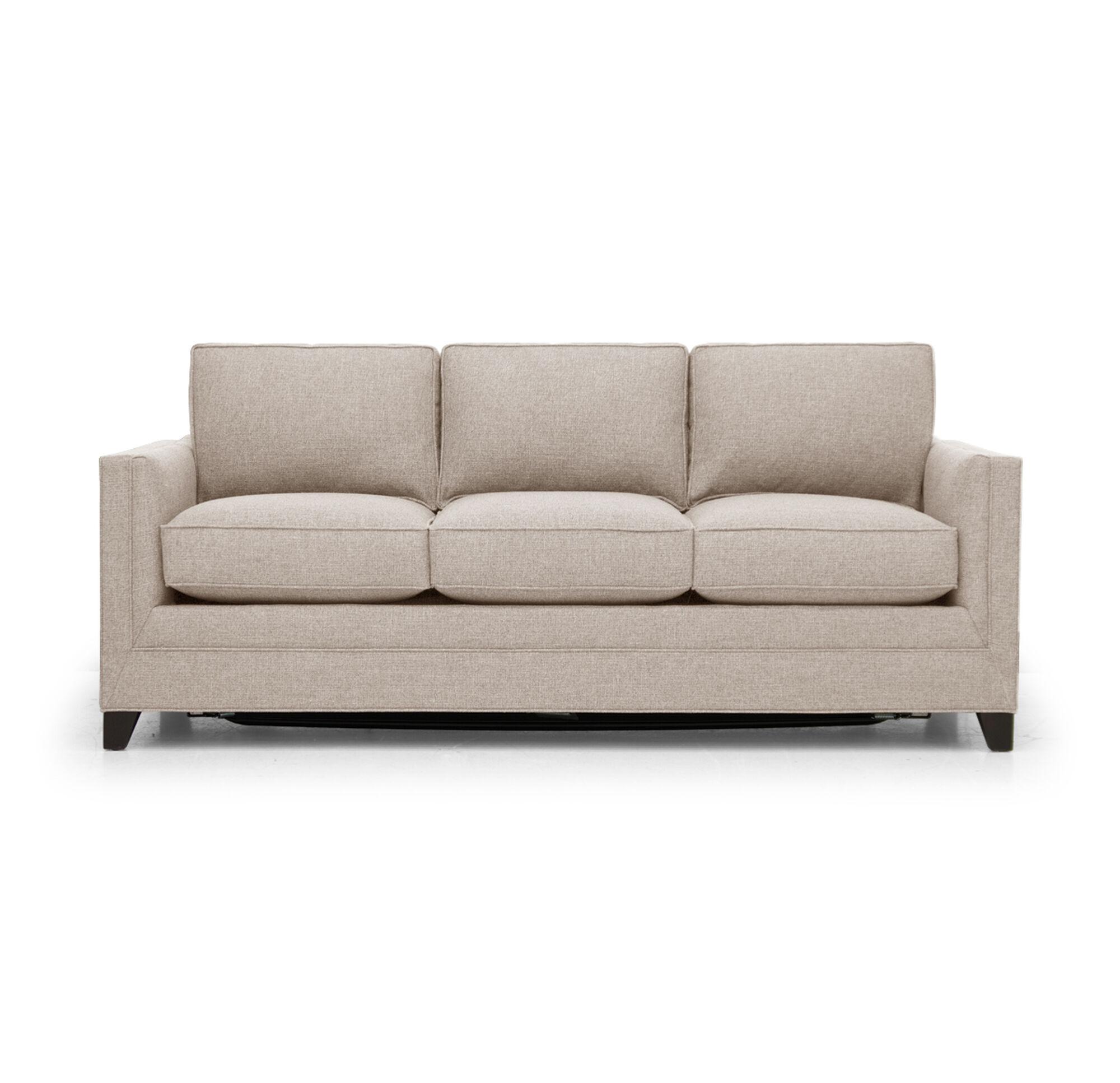reese super luxe queen sleeper sofa. Black Bedroom Furniture Sets. Home Design Ideas
