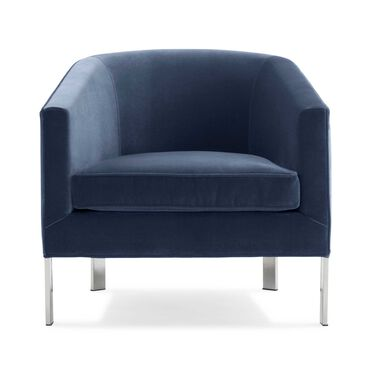 AVERY CHAIR, LINLEY - BLUE, hi-res