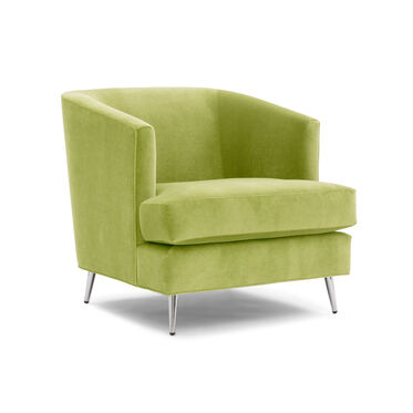 COCO CHAIR, BOULEVARD - CHARTREUSE, hi-res