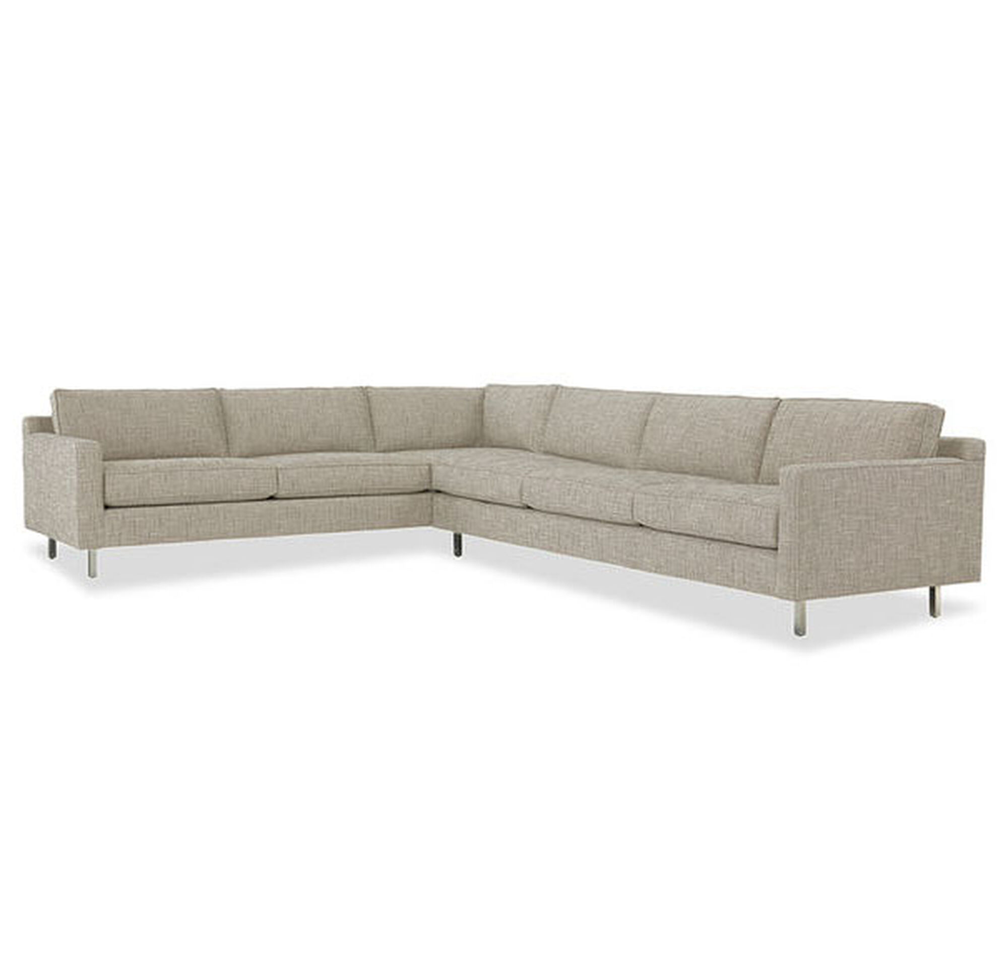 or by beckham bassett youtube sofa watch sectional furniture the
