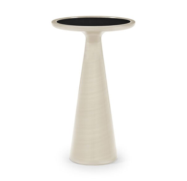 ADDIE PULL-UP TABLE - WHITE, , hi-res