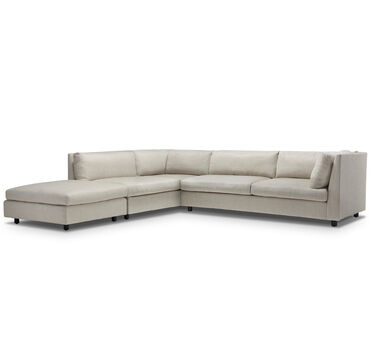 FRANCO SECTIONAL SOFA, WINGATE - LINEN, hi-res