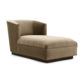 COOPER CHAISE, Performance Micro Velvet - TAUPE, hi-res