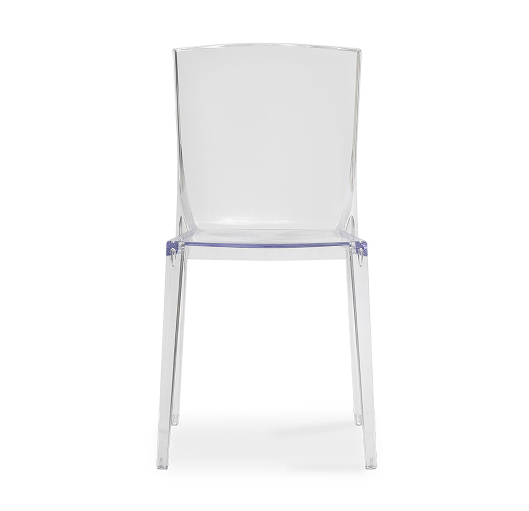 New Clear Folding Chairs New