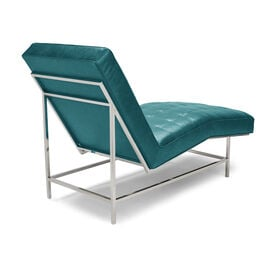 MAJOR LEATHER CHAISE, MONT BLANC - MOUNTAIN SPRING, hi-res