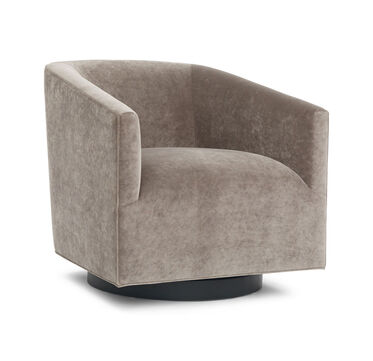 COOPER STUDIO FULL SWIVEL CHAIR, BOULEVARD - TAUPE GR, hi-res