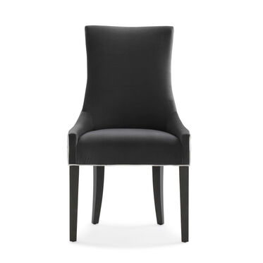 ADA SIDE DINING CHAIR, VIVID - CHARCOAL, hi-res
