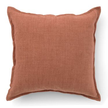 OLYMPIA LINEN CLAY PILLOW, , hi-res