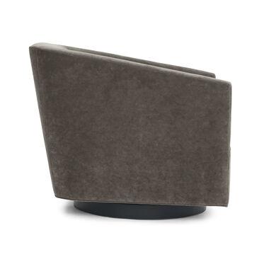 Cooper Swivel Chair, BOULEVARD - GRAPHITE, hi-res