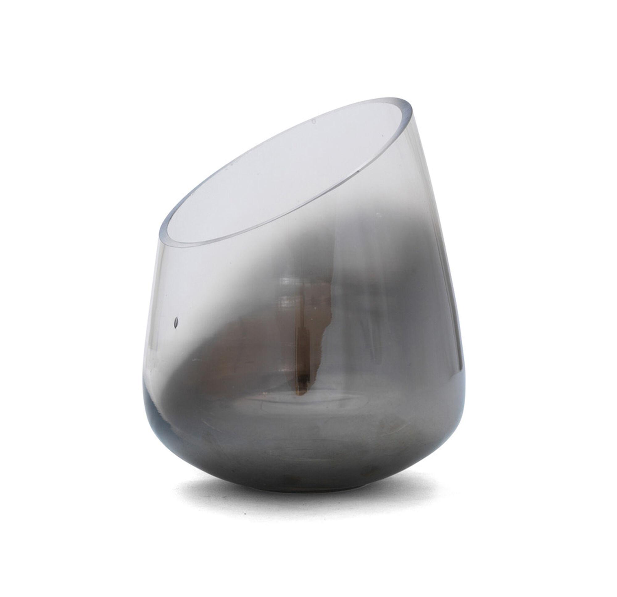 Angled tall cone vase reviewsmspy