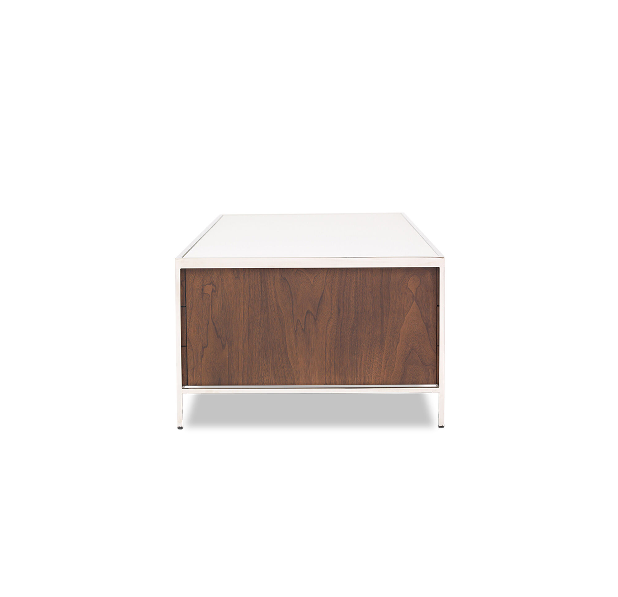 MANNING COFFEE COCKTAIL TABLE WALNUT