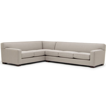 JEAN LUC RIGHT SECTIONAL, RIDLEY - PEWTER, hi-res