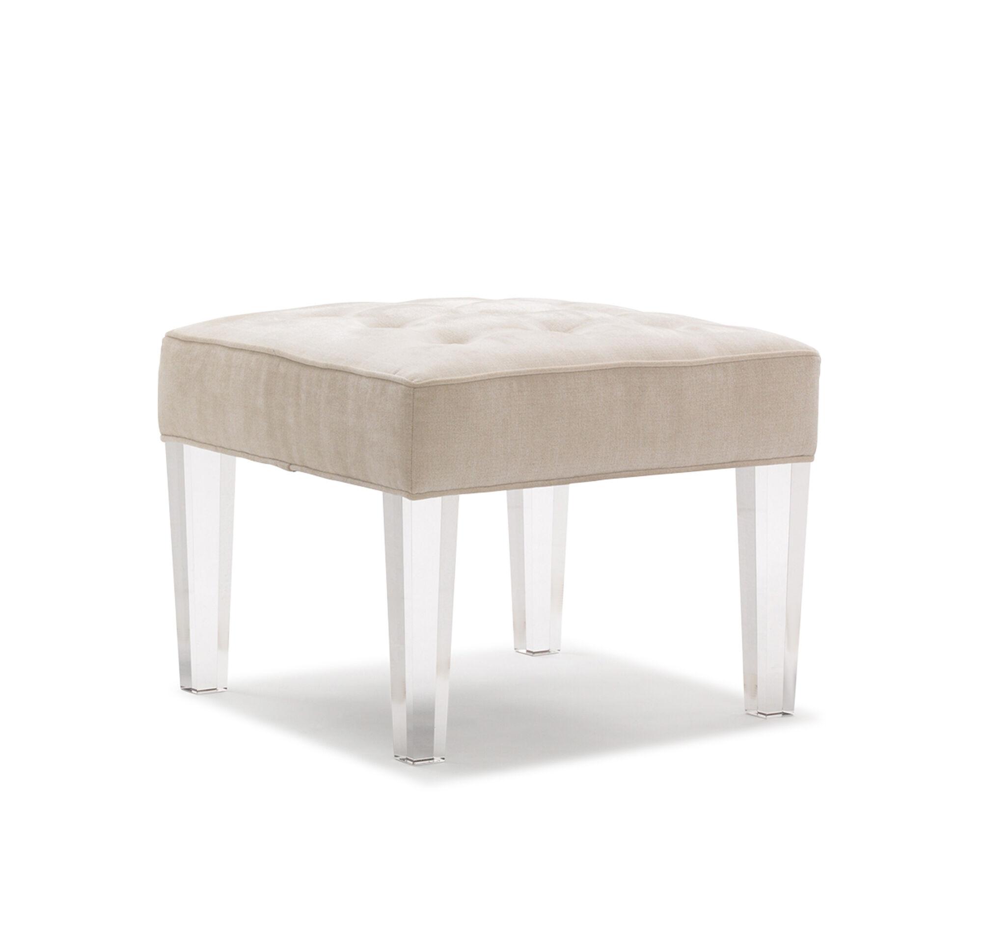 Kira Cube Ottoman