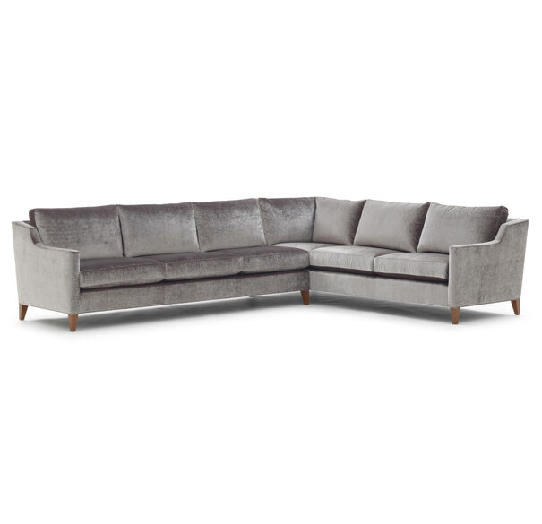 GIGI RIGHT SECTIONAL, BODEN - TAUPE, hi-res