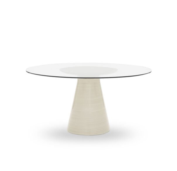 ADDIE DINING TABLE - WHITE, , hi-res