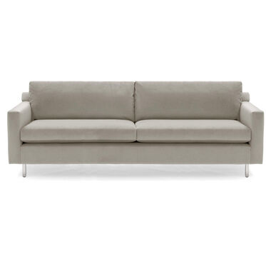HUNTER STUDIO NO WELT SOFA, PIPPIN - STONE, hi-res