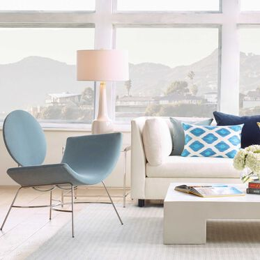 ELROY RIGHT ARM CHAIR, BOULEVARD - SKY BLUE, hi-res