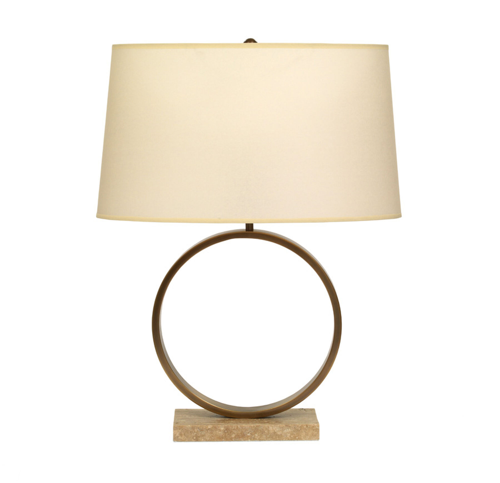 Marco table lamp aged brass aloadofball Choice Image