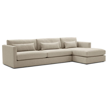 HAYWOOD RIGHT SECTIONAL, SOL - OATMEAL, hi-res