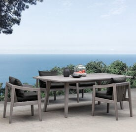 DEL MAR RECTANGLE DINING TABLE, , hi-res