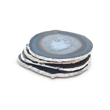 NATURAL GREY COASTER SET, , hi-res