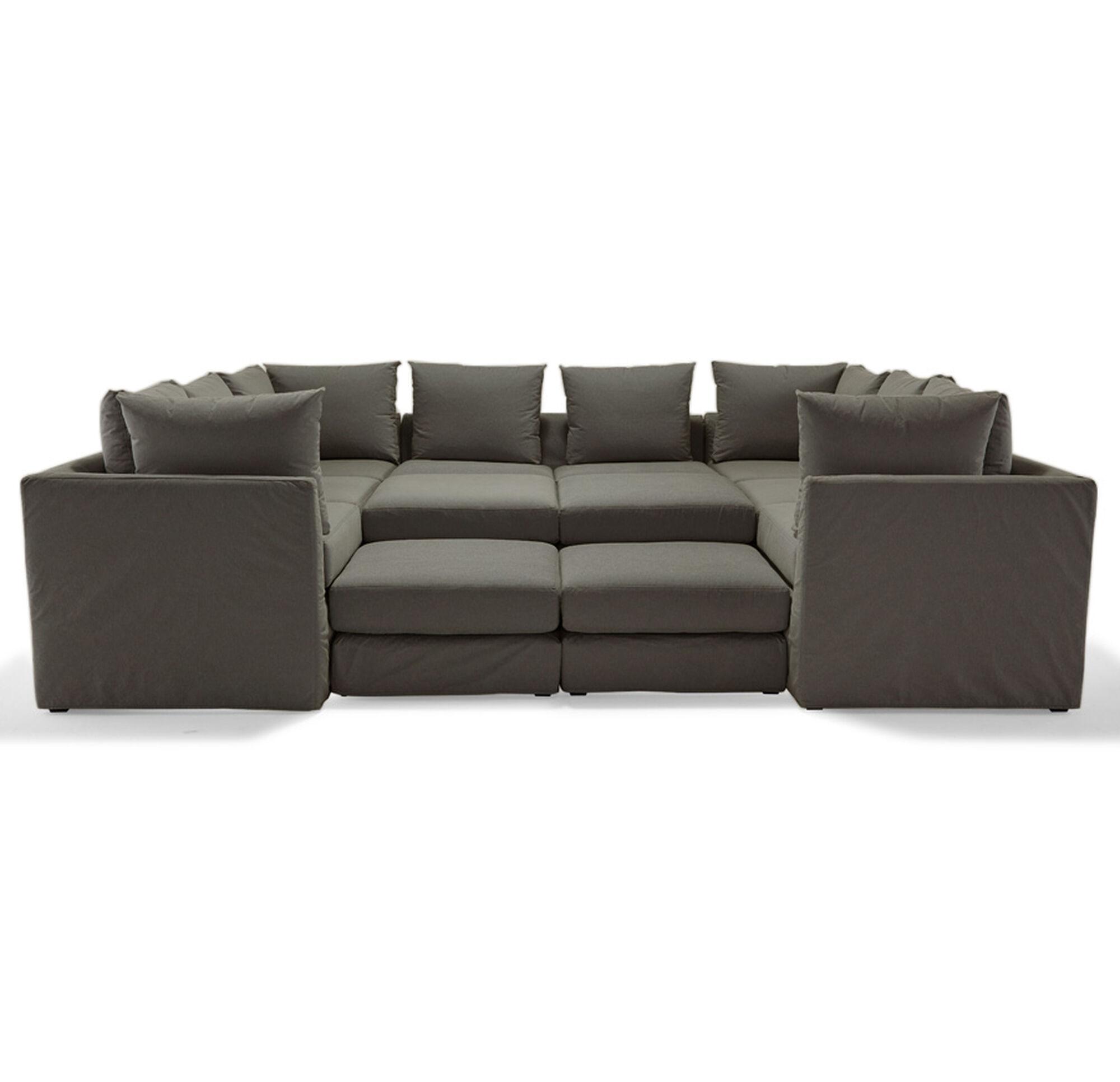 Pitt 7 Pc Sectional Sofa Hi Res